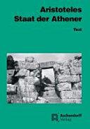 Staat der Athener: Text