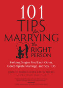 101 Tips for Marrying the Right Person