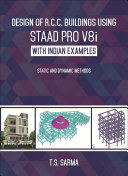 Design of R.C.C. Buildings using Staad Pro V8i with Indian Examples