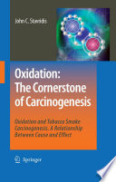 Oxidation The Cornerstone Of Carcinogenesis Book
