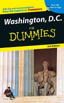 Washington  D C  For Dummies