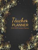 Teacher Planner 2019 2020