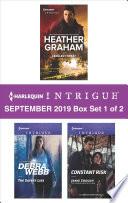 Harlequin Intrigue September 2019 Box Set 1 Of 2