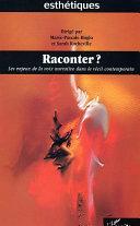Raconter [Pdf/ePub] eBook
