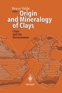Origin and Mineralogy of Clays