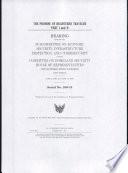 Promise of Registered Traveler  hearing