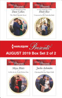 Harlequin Presents - August 2019 - Box Set 2 of 2 Book