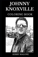 Johnny Knoxville Coloring Book