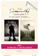 The Boy Next Door and Save Me Chapter Sampler Pdf/ePub eBook