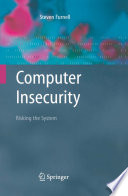 Computer Insecurity Book