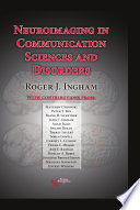 Neuroimaging in Communication Sciences and Disorders Book