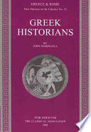 Greek Historians