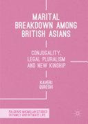 Marital Breakdown among British Asians