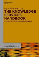 The Knowledge Services Handbook Pdf/ePub eBook