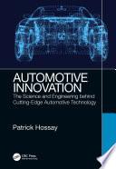 Automotive Innovation Book
