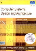 Computer Systems Design And Architecture, 2/E