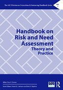 Handbook on Risk and Need Assessment