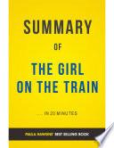 The Girl on The Train  by Paula Hawkins   Summary   Analysis Book