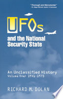 UFOs and the National Security State: 1941-1973