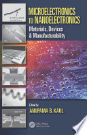 Microelectronics to Nanoelectronics