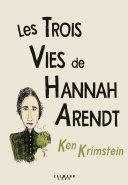 Les Trois Vies de Hannah Arendt Pdf/ePub eBook