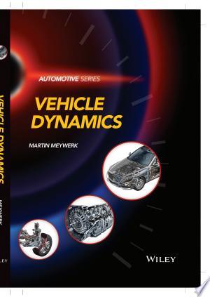 Free Download Vehicle Dynamics PDF - Writers Club