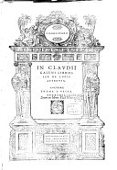 In Claudii Galeni libro sexto de locis affectis commentarii