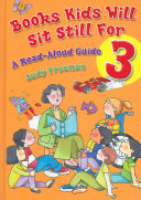 Books Kids Will Sit Still for 3 Book