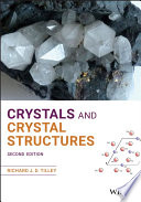 Crystals And Crystal Structures Book PDF