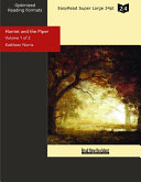 Harriet and the Piper (Volume 1 of 2) (EasyRead Super Large 24pt Edition)