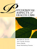 Psychosocial Aspects of Health Care Book