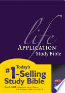 """""""NKJV Life Application Study Bible, Second Edition"""" by Tyndale"""