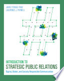 Introduction to Strategic Public Relations Book