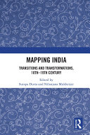 Mapping India Book