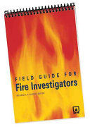 Pdf Field Guide for Fire Investigators