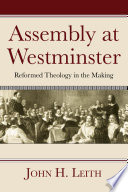 Assembly at Westminster Book