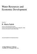 Water Resources and Economic Development