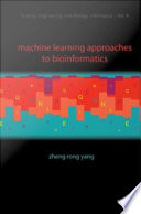 Machine Learning Approaches To Bioinformatics Book PDF