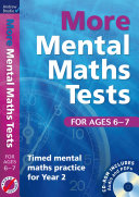 More Mental Maths Tests for Ages 6 7