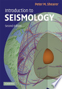 Introduction to Seismology Book