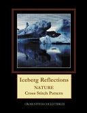 Iceberg Reflections  Nature Cross Stitch Pattern