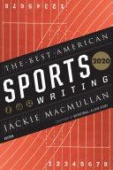 The Best American Sports Writing 2020 Pdf/ePub eBook