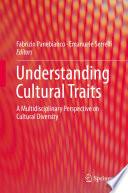 Understanding Cultural Traits