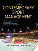 Contemporary Sport Management 5e