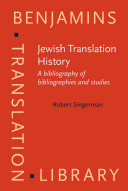Jewish Translation History Pdf/ePub eBook