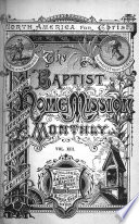 The Baptist Home Mission Monthly