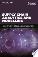 Supply Chain Analytics and Modelling