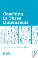 Coaching in Three Dimensions