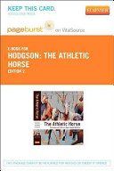 The Athletic Horse Pageburst on VitalSource E Book Access Code