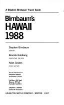 Birnbaum s Hawaii 1988